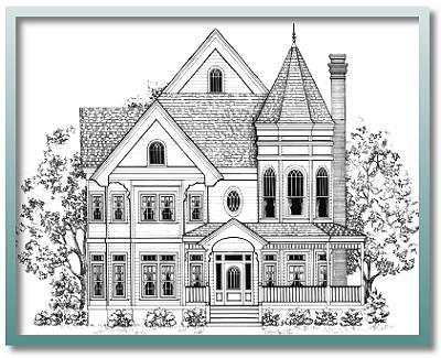 Authentic Historical Designs Llc House Plan