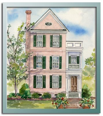 Charleston style house plans side porch home design and for Charleston style home floor plans