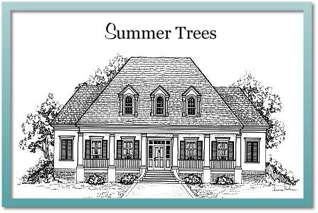 Louisiana Collection House Plans House Plans