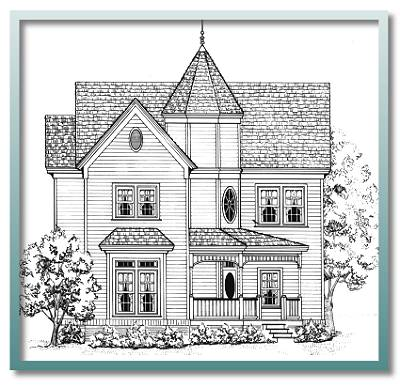 Authentic historical designs llc house plan for Authentic historical house plans