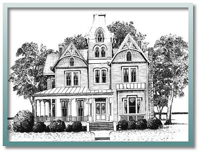 Authentic historical designs llc house plan for Historic farmhouse floor plans